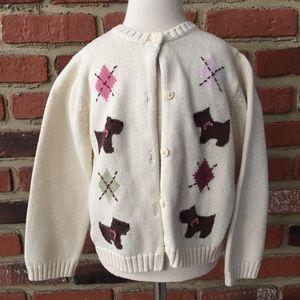🌈 5 for $25 Gymboree Cardigan Sweater Sz 4T